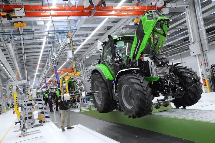 Sdf, una produzione sempre più globale
