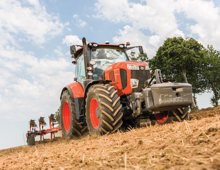 Macchine agricole: crescita del mercato su scala globale nel 2017