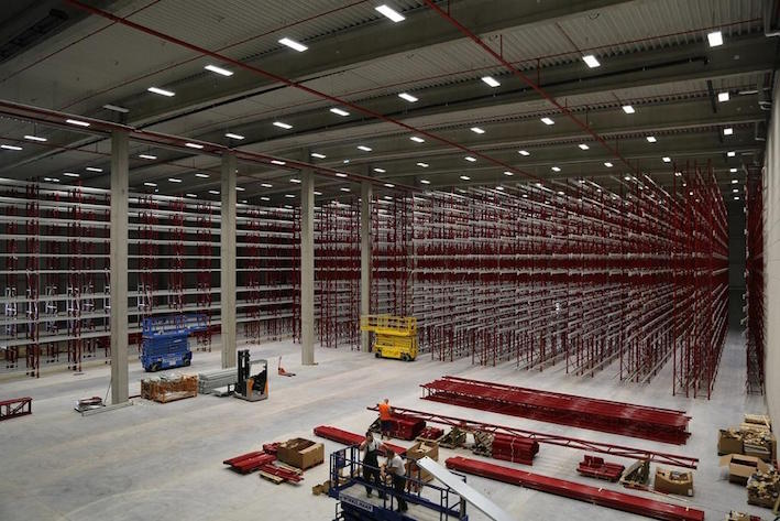 Kramp: depositi sempre più grandi e automatizzati