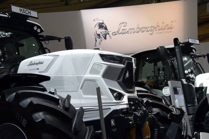 Lamborghini: più tecnologia e stile nei rinnovati Spark e Mach