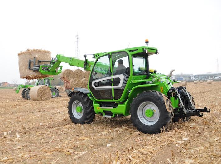 Merlo: presto sul mercato Italia i nuovi Multifarmer Medium Duty 34.7 e 34.9