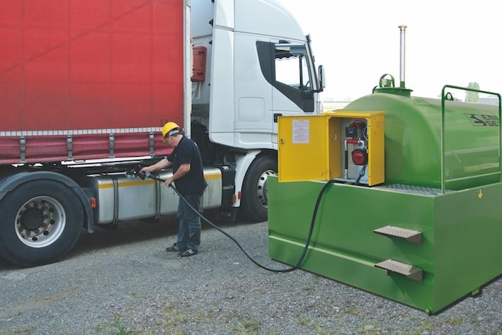 """Emiliana Serbatoi: Tank Fuel """"ridisegnati"""" per renderli conformi alle nuove normative"""