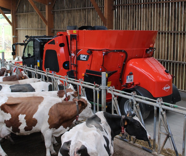 Kuhn: nuove soluzioni per l'alimentazione animale