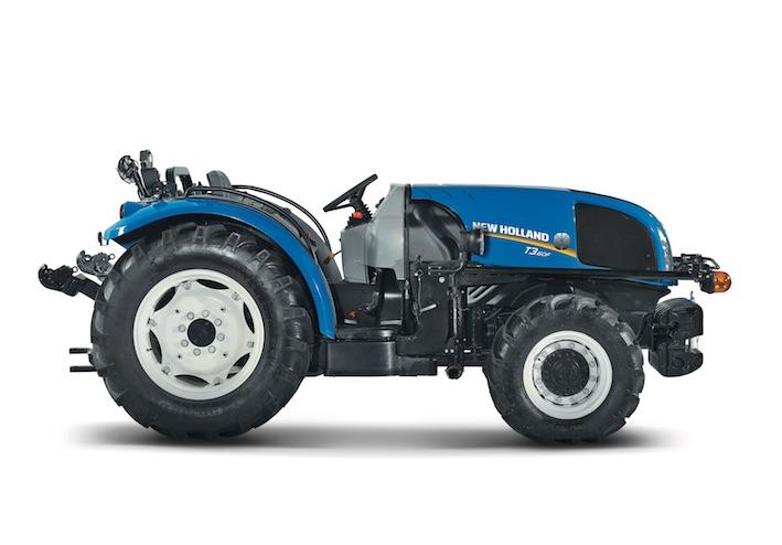 New Holland: i tre rinnovati modelli della serie T3F