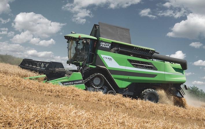 Deutz-Fahr: le nuove mietitrebbie della serie C9300