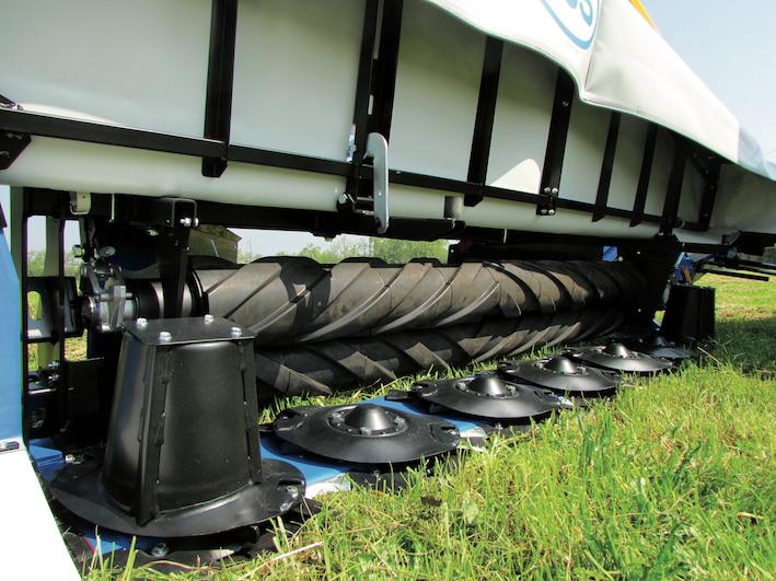 Bcs: nuove gamme Rotex XT e XR per la fienagione