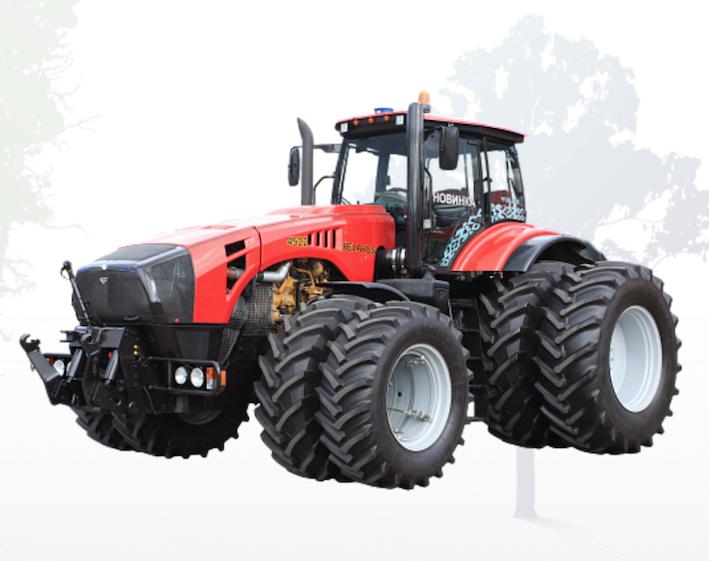 Belarus 4522: il trattore low-cost che va oltre i 450 cavalli