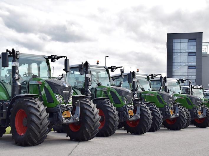 L'Europa dei trattori vede rosa: previsioni di fatturato e ordini in rialzo