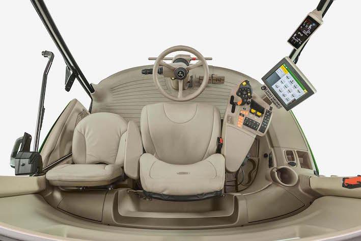 John Deere: un quinto modello per la serie di mietitrebbie S700
