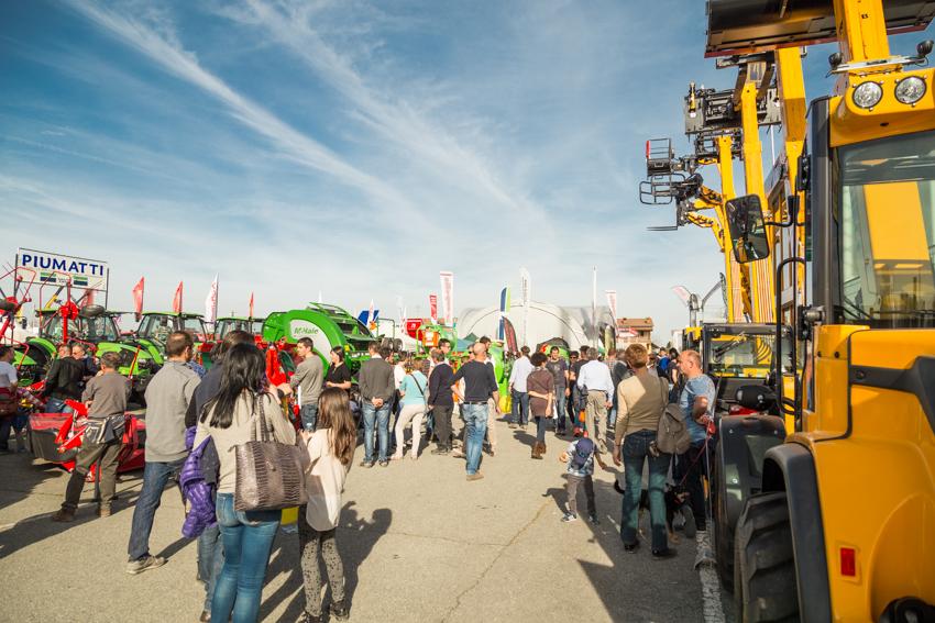 A Savigliano la Fiera della meccanizzazione agricola, dal 15 al 18 marzo