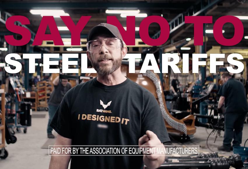 Macchine agricole: i costruttori americani dicono no ai dazi di Trump sull'acciaio