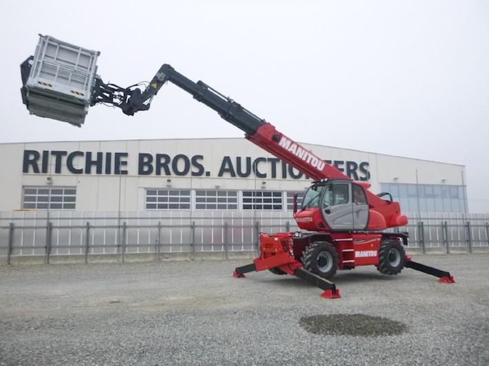 Ritchie Bros.: a Caorso il 22 marzo la prima asta italiana del 2018