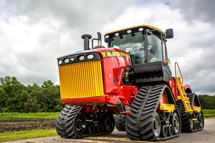 "Versatile 610 DT, il ""Kolossal"" dei trattori"