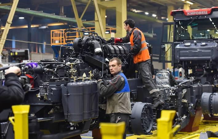 """Kirovets: i """"mastodonti"""" di fabbricazione russa strizzano l'occhio all'Europa"""