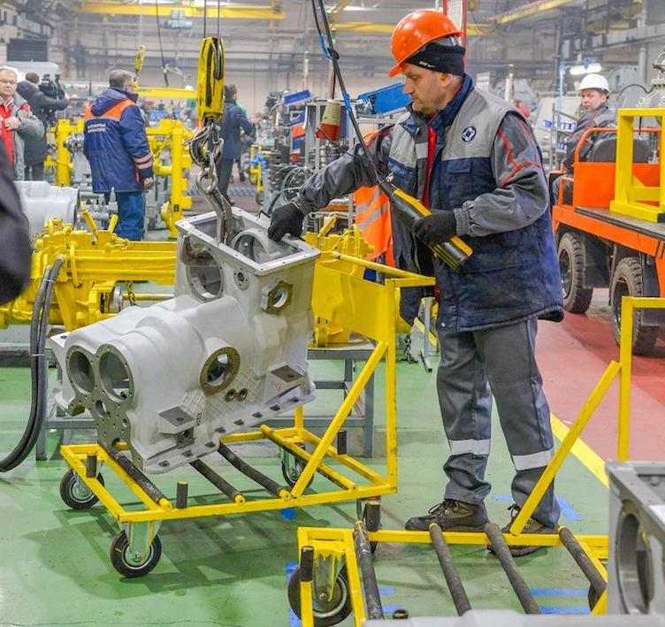 Federazione Russa: mancano all'appello 180mila trattori!