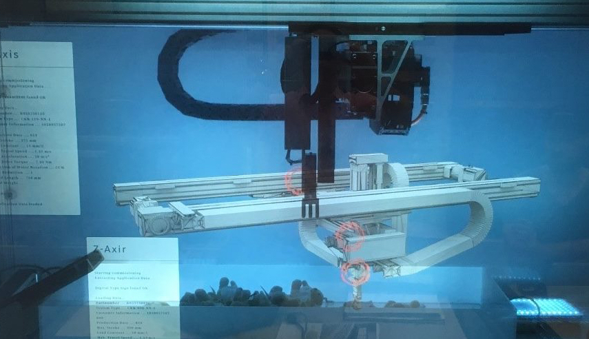 Bosch Rexroth cambia look e presenta la sua visione di fabbrica del futuro