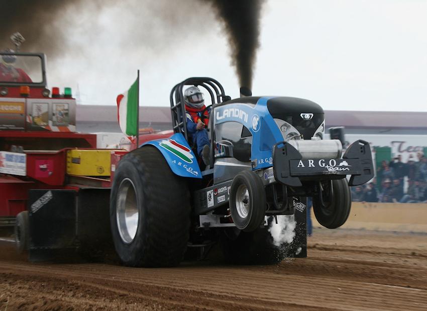 Tractor Pulling 2018: Argo Team ancora più agguerrito
