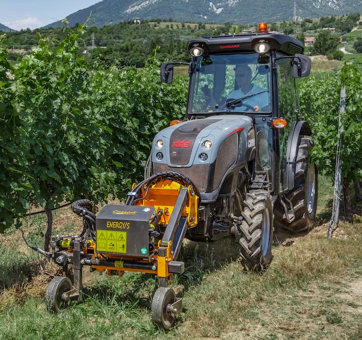 Carraro Tractors: massima specializzazione nei trattori specialistici