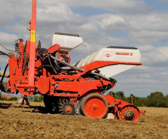 Combi Mais 5.0: scende in campo la precision farming