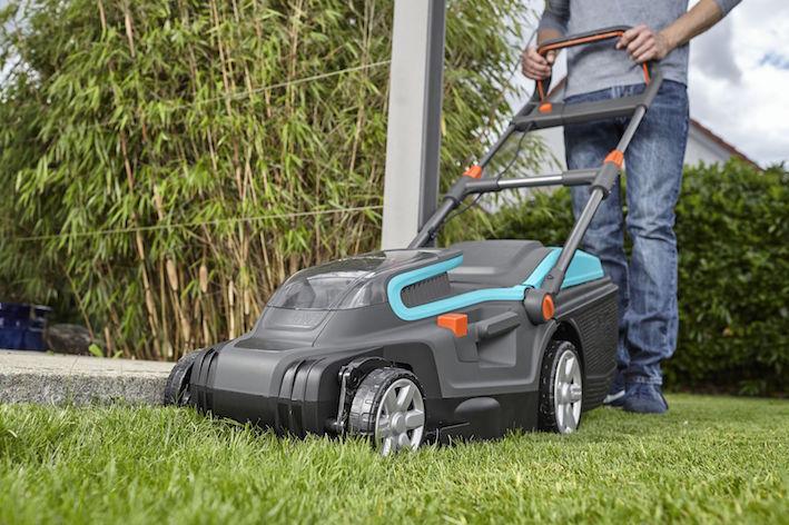 Gardena espande la gamma di soluzioni a batteria per la cura del verde