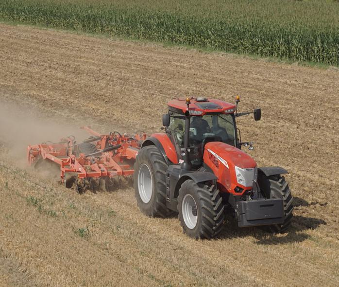 Argo Tractors sceglie Topcon Agriculture per l'agricoltura di precisione
