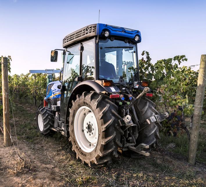 New Holland: una gamma variegata per soddisfare tutte le esigenze della viticoltura