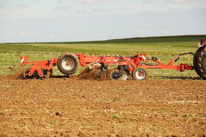 Kuhn: nuove soluzioni per la lavorazione del terreno