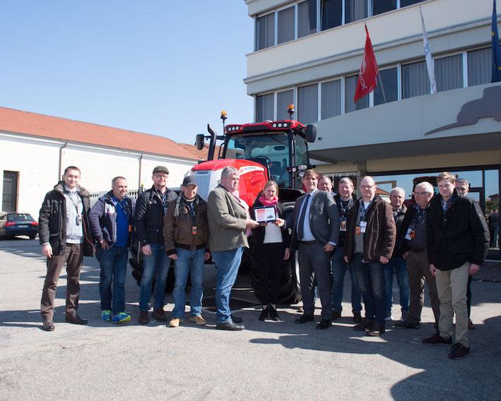 McCormick: per i rossi di Fabbrico un importante acquirente in Germania
