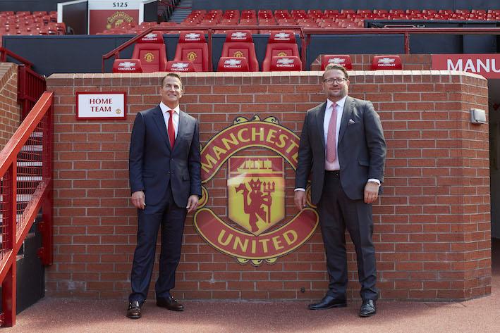 Kohler nuovo sponsor del Manchester United