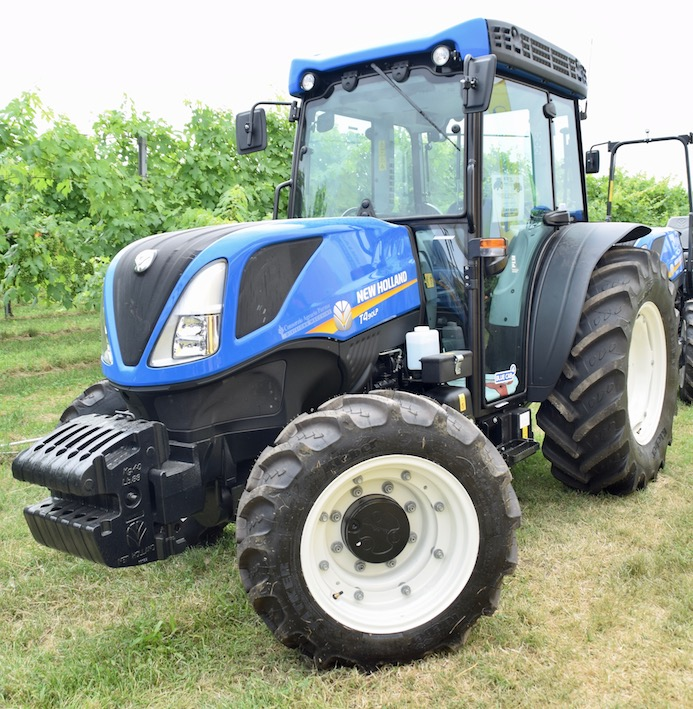 New Holland T4 Low Profile: la versatilità è il loro forte