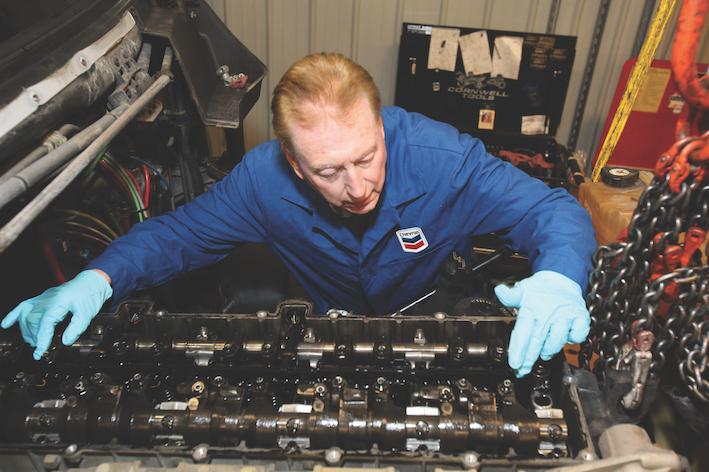 Lubrificanti per l'heavy duty: Chevron lancia in Europa il marchio Texaco Delo