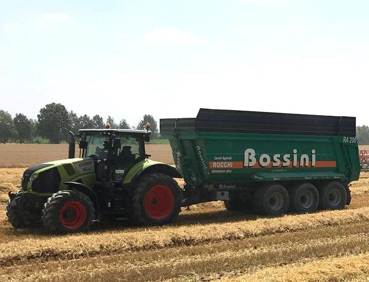 Macchine agricole: vendite in calo nei primi sei mesi del 2018