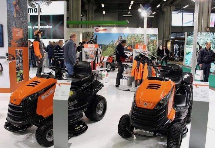 Eima Green 2018, tre interi padiglioni per il Salone delle macchine per il giardinaggio e la cura del verde