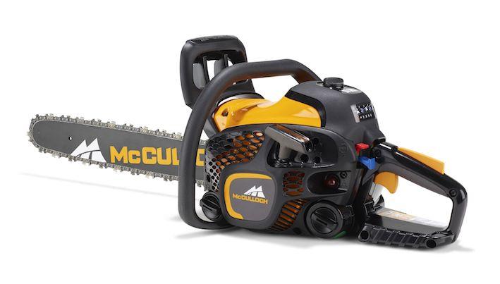 McCulloch: una nuova gamma di motoseghe