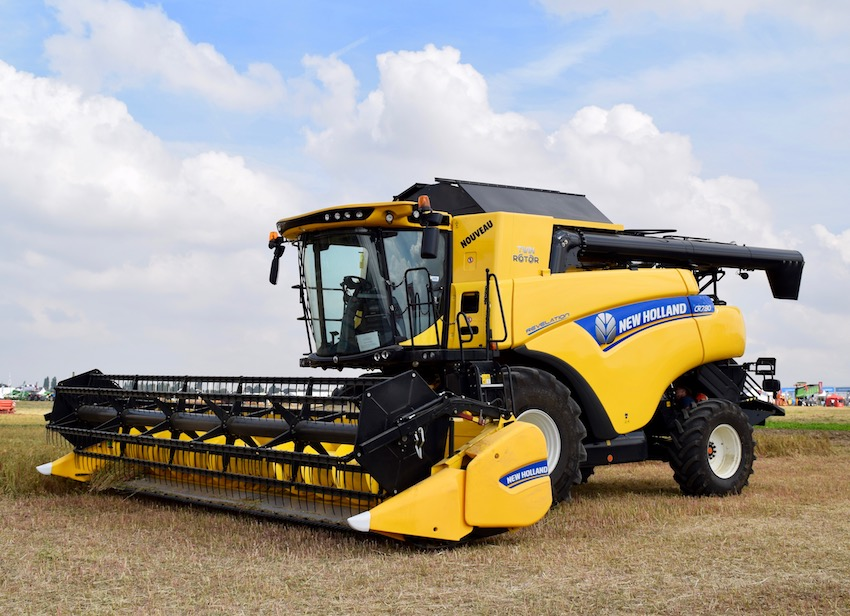New Holland CR 7.80 Revelation