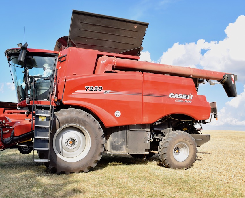 Case IH Axial Flow 7250