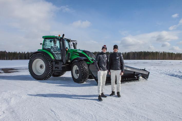 Valtra e Nokian Tyres: accoppiata da record mondiale!