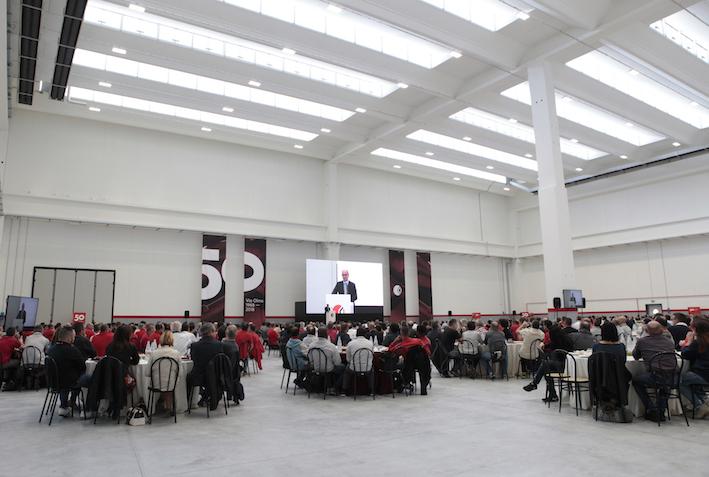 Carraro Group: tutti insieme per i 50 anni dello stabilimento di Campodarsego