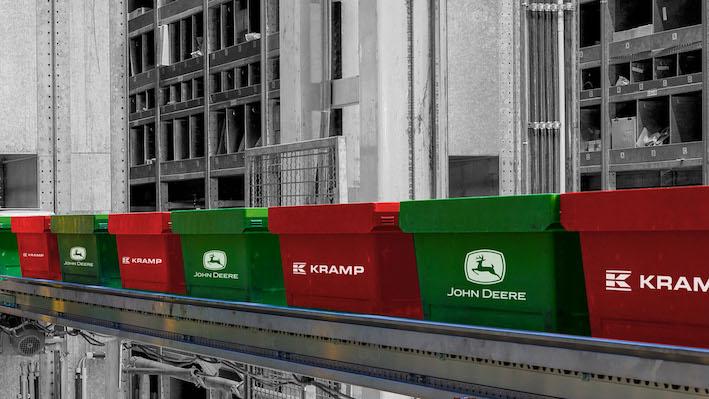 Kramp e John Deere estendono la partnership