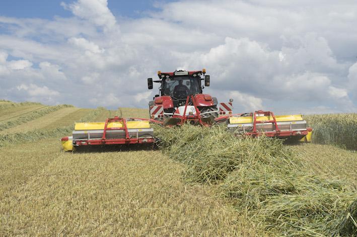 Attrezzature per la foraggicoltura: dopo il boom verso un riequilibrio del mercato