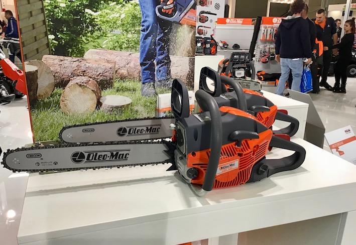 Macchine per il giardinaggio: previsto un mercato in crescita del 2,3 per cento nel 2018