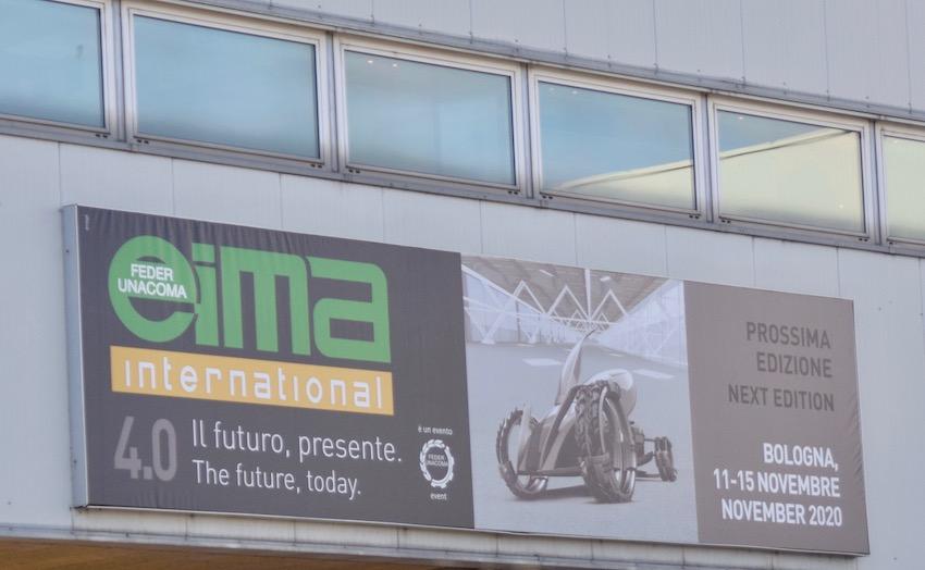Eima International 2018, ed è subito record: un'edizione bella, ricca e superaffollata