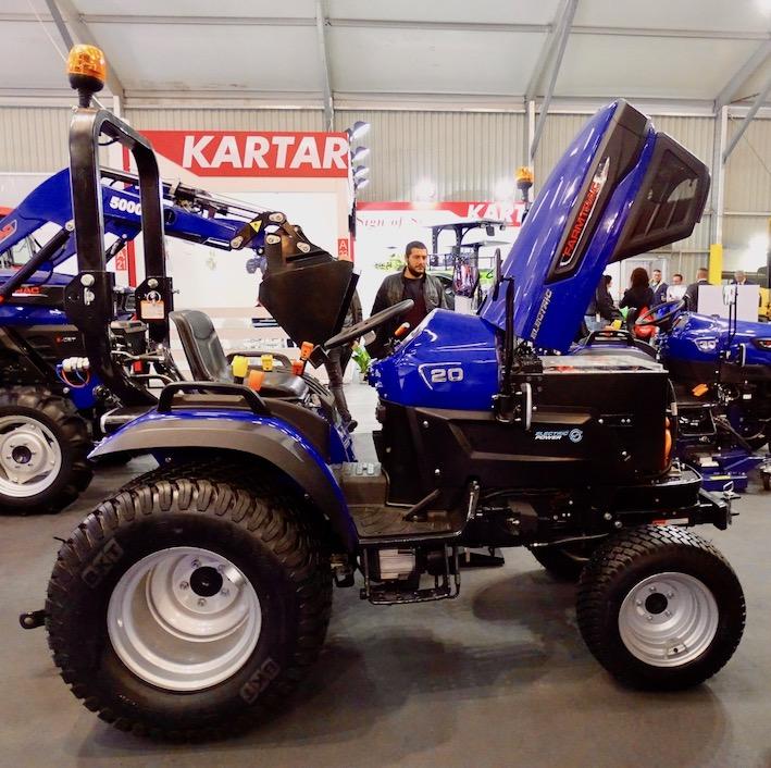 Farmtrac lancia nuove linee di trattori per il mercato europeo e soluzioni di smart farming