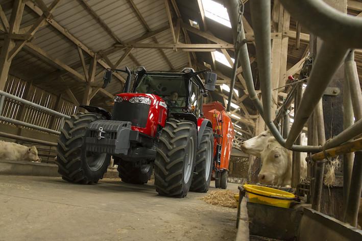Massey Ferguson: trattori moderni e versatili,  fatti per mondo
