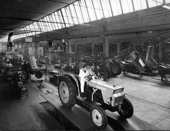 Same: rinnovata, con gli stabilimenti, anche la sede di Treviglio