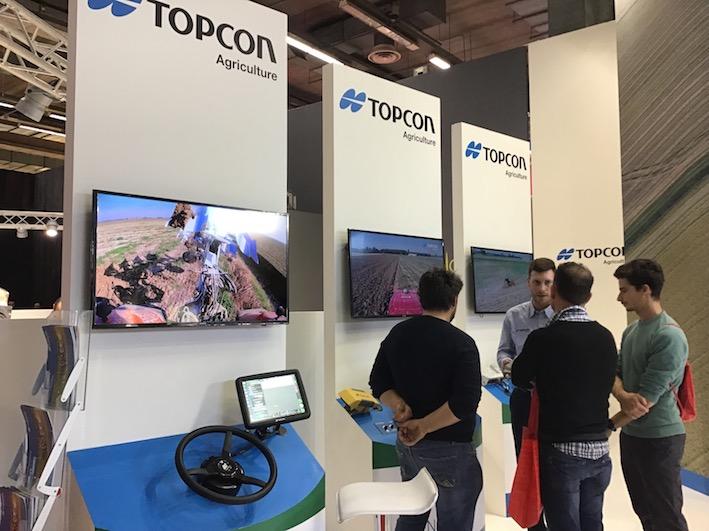 Topcon Agriculture: partnership con Confagricoltura per la diffusione del precision farming