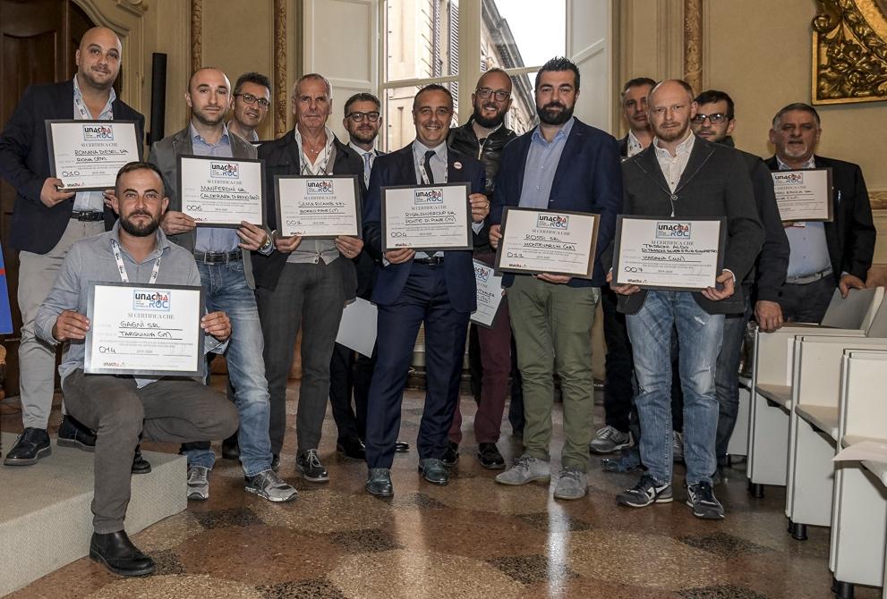Unacma Roc: partenza ufficiale per la rete organizzata di officine certificate