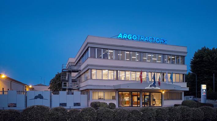 Argo Tractors e l'indiana International Tractors Limited pronte a collaborare