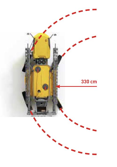 Caffini: nuovi polverizzatori semoventi Rider Vario Track, con carreggiata variabile