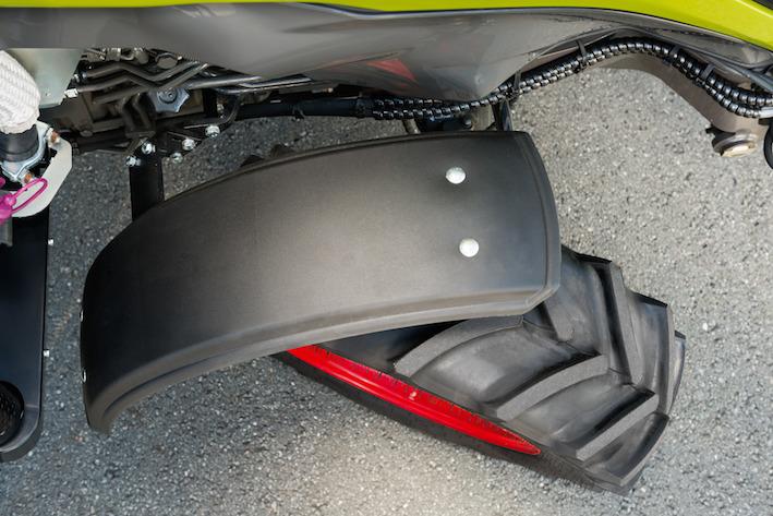 Claas: nuovi Nexos con assale anteriore sospeso